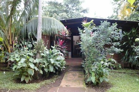 Casa Hostal el Indigena/Shared room - Ticuantepe - Haus