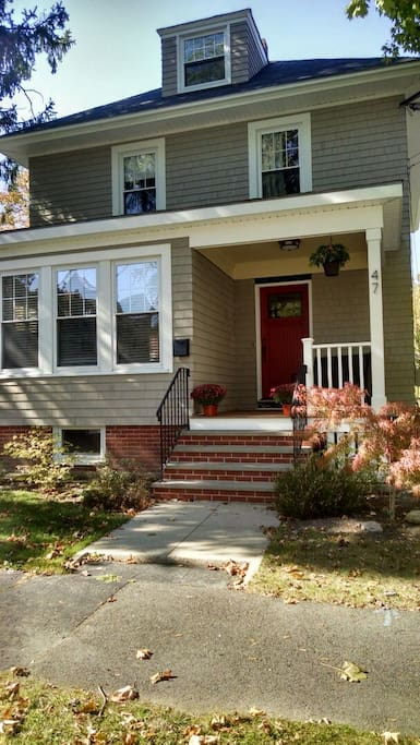 Beautifully appointed 1900 colonial with all the conveniences of modern living.