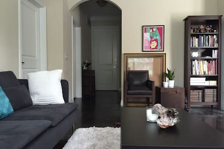 Air Bed/Lux Apt/Midtown/Parking - Houston - Apartment