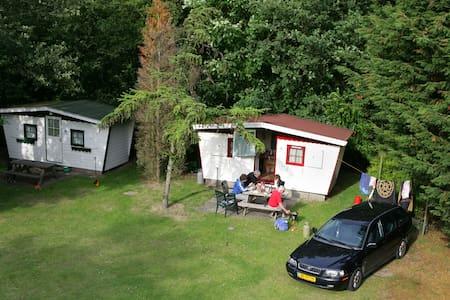 Reizen met een sfeervol verblijf - Bakhuizen - Hut