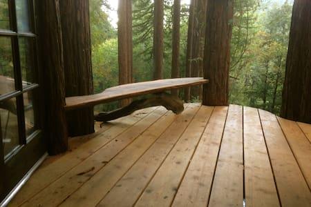 Redwoods Retreat Corralitos - Treehouse