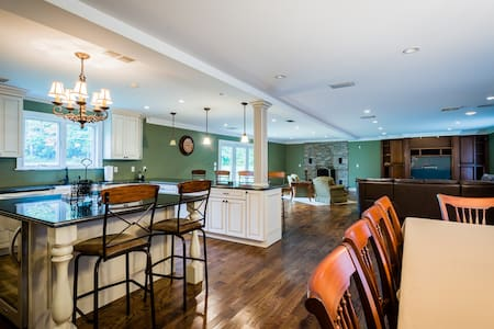Catskill Vacation Home Retreat - East Durham