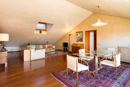 Santa Caterina - Mansarda con vista - Venezia - House