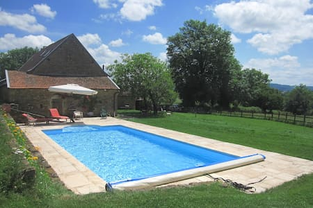 Nice cottage South Burgundy France - Vareilles