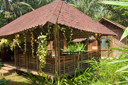 Gandhar:your personal eco lodge - House