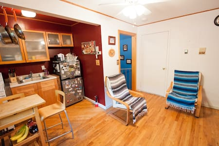 1 br. duplex, Park Slope, Brooklyn - Brooklyn - Apartment