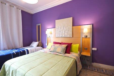 Comfort Triple Room - Barcellona - Appartamento