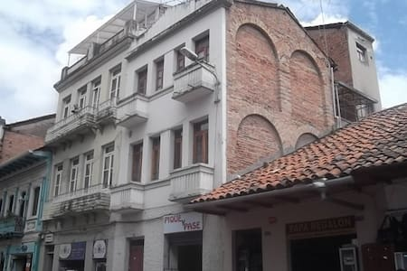 Studio in the Center of Cuenca.
