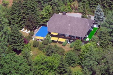 Paradise in the middle of the black forest - Apartamento