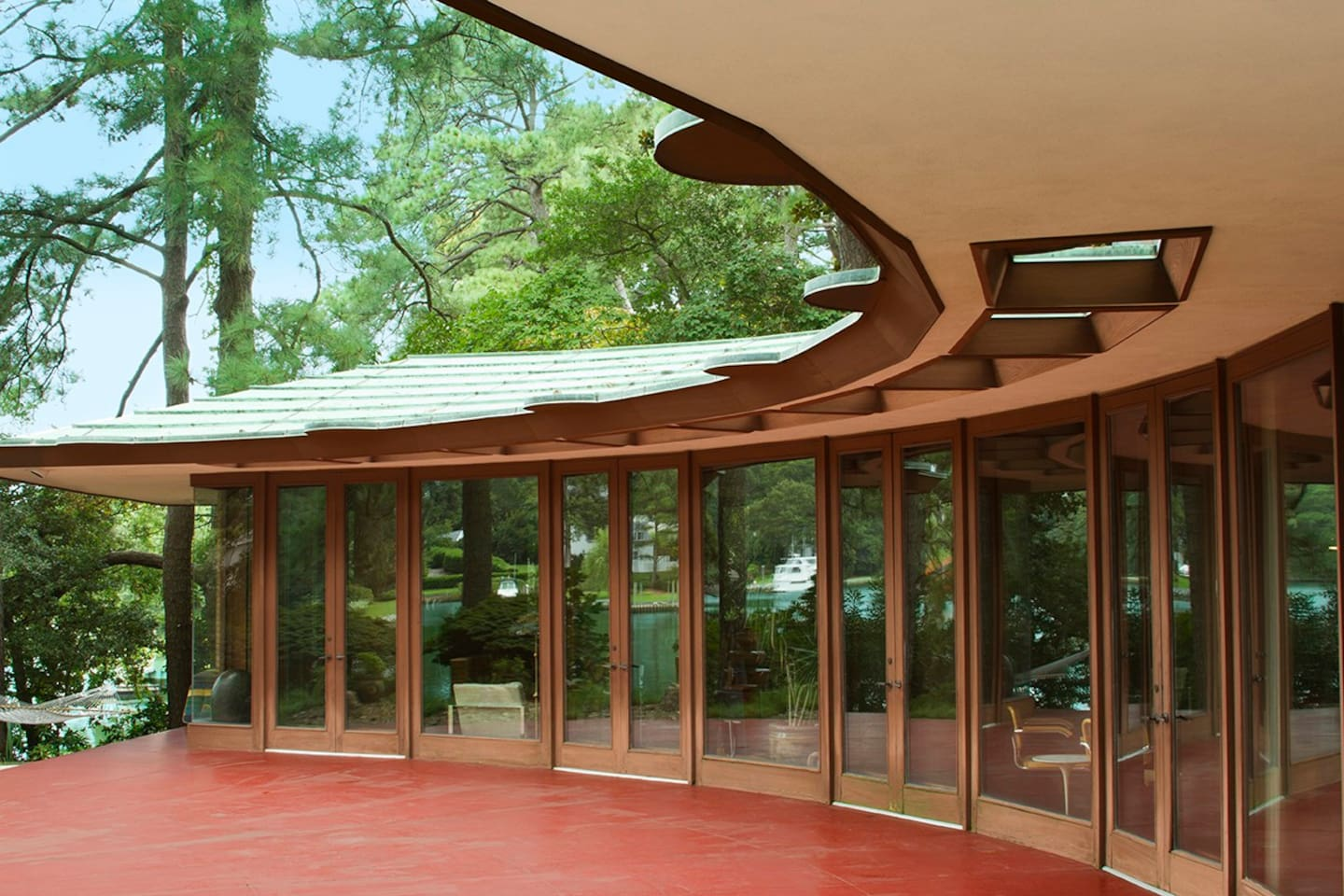 Frank Lloyd Wright Cooke House Houses For Rent In
