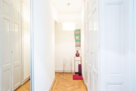 Appartement de style au coeur de Ge - Geneva - Apartment