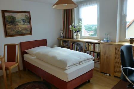 Einzelzimmer in schöner Stadtlage - Hus
