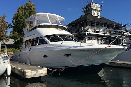 Sporty Yacht - In Historic Oakland - Oakland - Barca