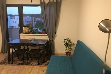 Fresh Forest Air in NEW 1BD apt - Bucharest