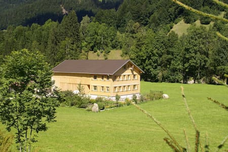 Naturparadies Wildenrain Hittisau - Appartement