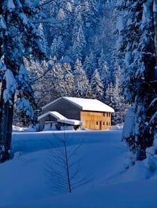 Naturparadies Wildenrain Hittisau - Hittisau - Apartment