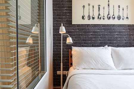 1 Bed Room on BTS Sukhumvit Line - Apartamento
