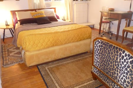 Chambre au Hameau des Vignerons - Hus