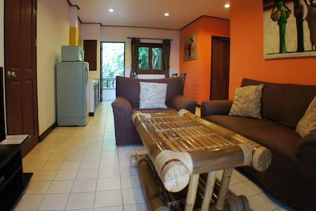 Miss Orange-2 BR Apt in Chaweng - Koh Samui, Thailand - Apartment
