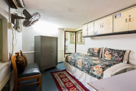Private AC Bed room+Wifi+Terrace - New Delhi - Apartment