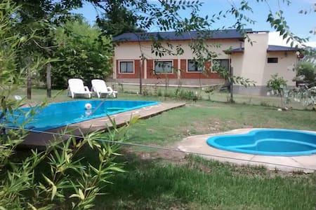 Cabaña en Villa general Belgrano - Apartamento