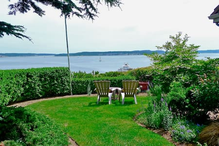Water View Walkable to Downtown  - Port Townsend