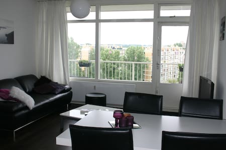 Beautiful apartment near the beach - Haag - Leilighet