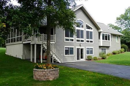 Vacation Home on Cayuga Lake - House
