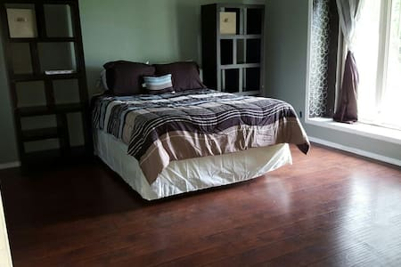Terrific Master Bedroom for 2! - Anna - House