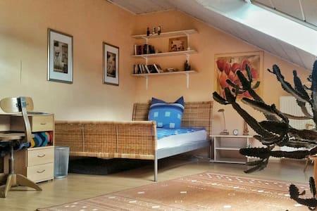 Doppelzimmer mit eigenem Bad - Casa