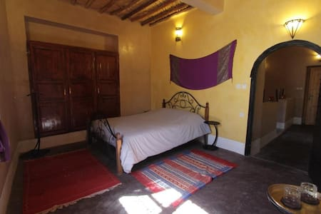 Kasbah 1 2 3 Soleil Chambre 4 pers.