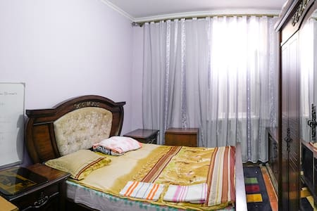 Private Room w Friendly Family - Central Location! - Dushanbe - Appartement