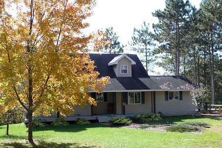 PineView Retreat WI (by Stillwater) - House