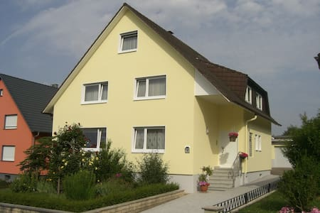 Apartment für 2 Personen sep. - Ettlingen - Casa