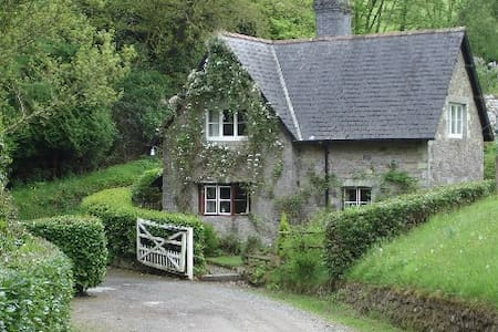 Charming cottage on edge of Exmoor - Casa