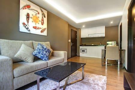 Zen space Beach front Apartments  - Rawai - Wohnung