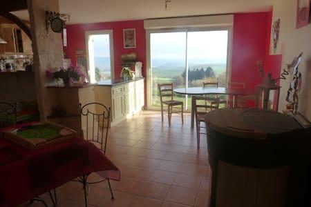 Charmante villa dans un petit lotissement au calme - Saint-Loup - Hus