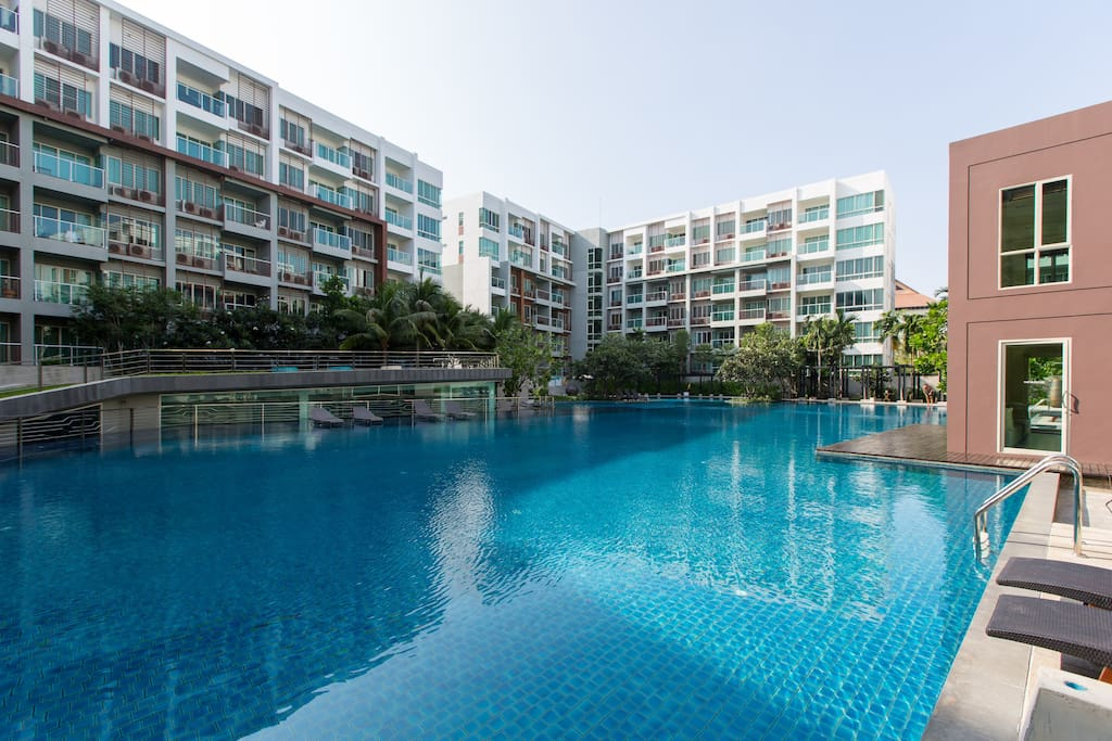 Swimming Pool and the Fitness