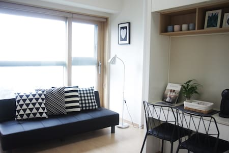 ★OPENSALE★5min Lotteworld,Lakeview,Jamsil,잠실,호수뷰복층 - Songpagu Suckchondong - Apartment