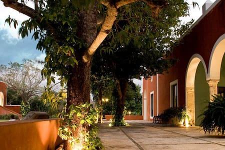 Private Hacienda - Villa