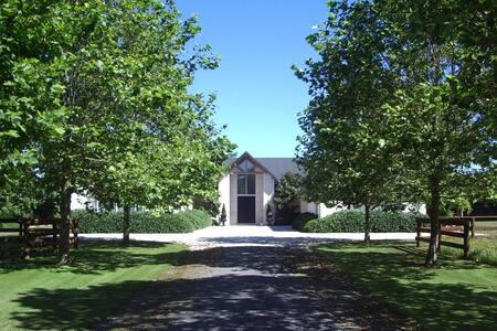 Woodend Tuahiwi Rangiora - Retreat - Haus