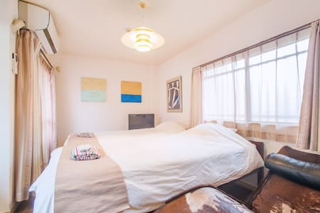 Cheap!☆Namba10min☆USJ7min☆Umeda4min - Apartment