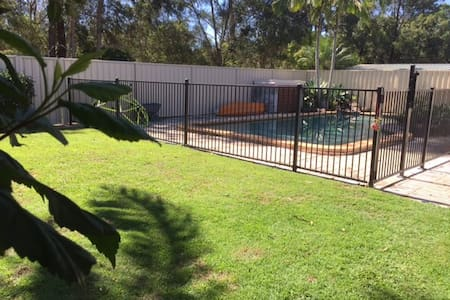 Beautiful Currumbin (GC) Family Home for Xmas / NY - Hus