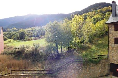 Acogedor apartamento en el centro de Vielha - Lleida - Pis