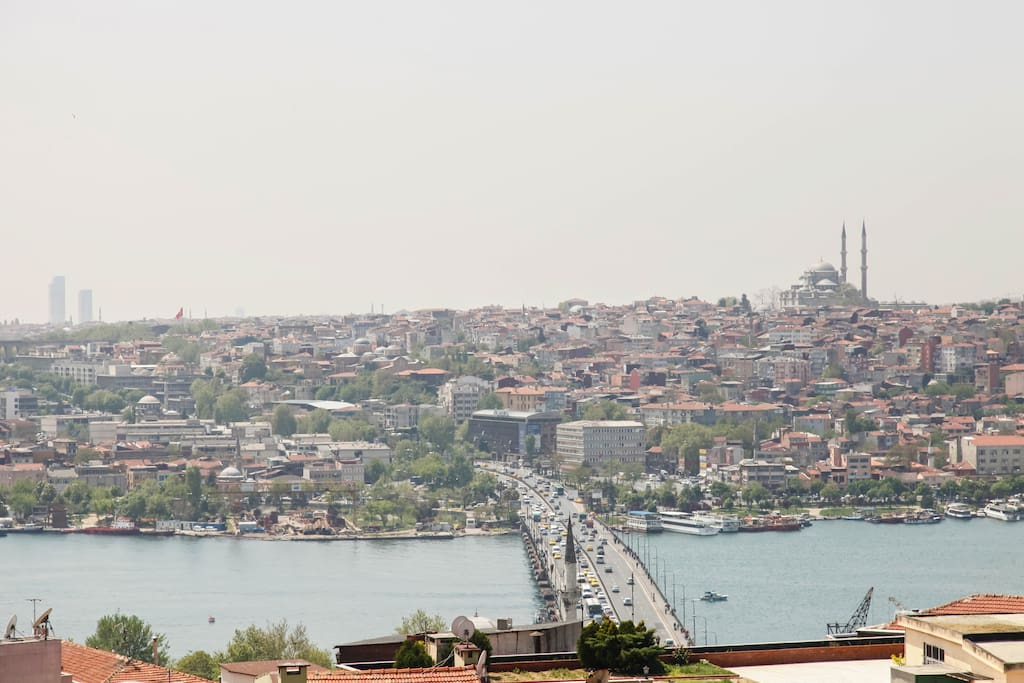 Genuine Istanbul Experience at Pera