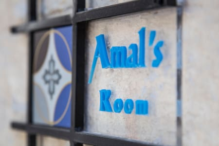 Amal's Room - Bed & Breakfast
