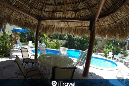 2 Recamaras perfectamente Ubicado - Playa del Carmen - Apartment