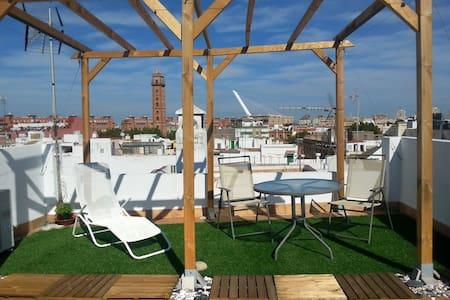Room in Loft attic centre Seville - Sevilla