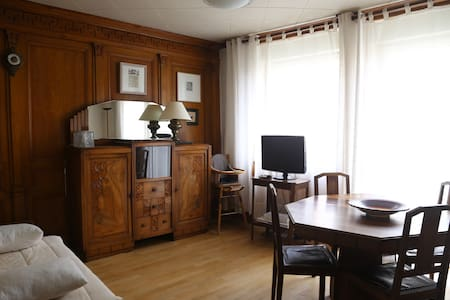 En centre ville, appartement ancien - Pontarlier - Apartmen