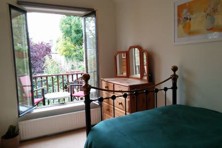 Double room with balcony, central